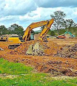 Un vaste projet à Béziers de parc à thème, qui impliquerait un énorme chantier, inquiète beaucoup les écologistes locaux.