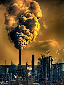 La pollution de l'air constitue un risque supplémentaire d'être contaminé par le coronavirus