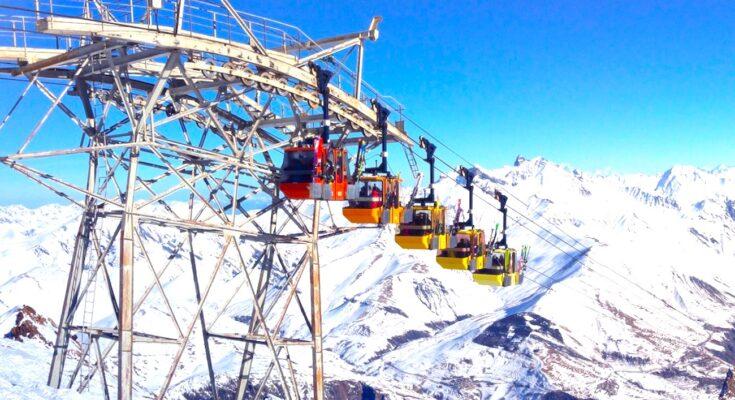 Domaines skiables fermés : l'Isère ne comprend pas et réagit