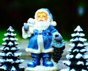 Actuellement, la baisse des ventes de sapins de Noël est très symbolique