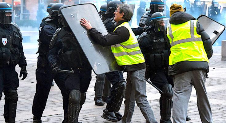 Images de policiers : une sanction possible en cas de diffusion sur Internet