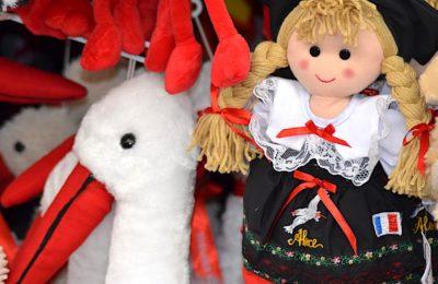 Le marché de Noël de Strasbourg a décidé de rester en partie actif, malgré son annulation