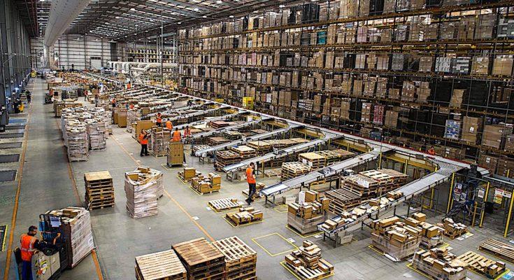 Le blocage d'un entrepôt d'Amazon est souhaité par le maire de Lyon