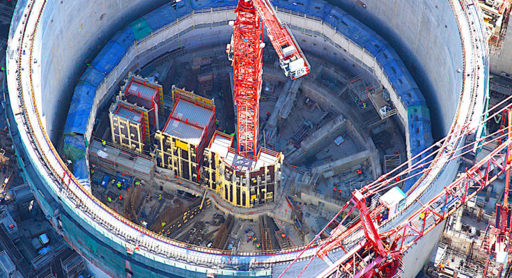 Réacteur de Flamanville : une mise en service maintenue