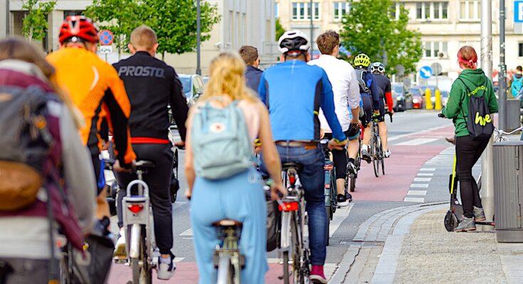 Développement du vélo : une application pour mieux le mesurer