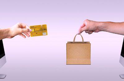 Le succès montant du e-commerce démontre un changement dans les habitudes d'achat