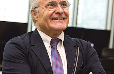 Benoît Gillmann, PDG et fondateur de BIO-UV Group