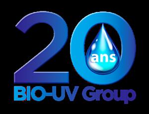Logo BIO-UV Group qui oeuvre pour les moyens de comment éradiquer les virus