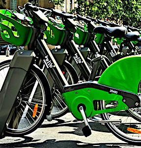 Une baisse générale de la mobilité s'observe actuellement dans les grandes villes. En raison du protocole sanitaire.