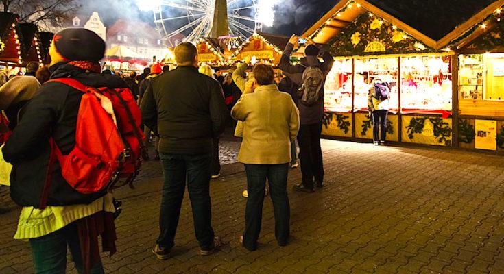 Chalets de Noël : Hagueneau maintient son marché malgré la crise