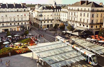 Angers s'efforce de devenir une smart city exemplaire