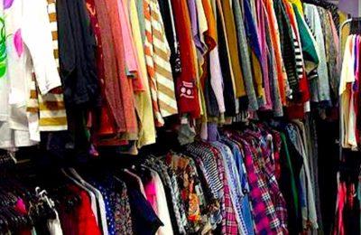 Le marché des vêtements d'occasion s'amplifie en France