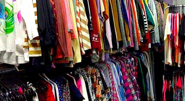 Bond des vêtements d'occasion : une tendance qui se confirme