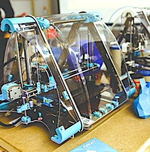 Les avantages de l'impression 3D intéressent de nombreux secteurs industriels.