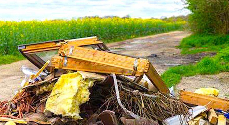 Sanctionner les dépôts sauvages : pour protéger l'environnement