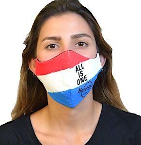 Aujourd'hui, les masques français anti-Covid sont souvent en concurrence avec des produits d'importation.