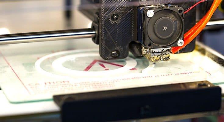 Les avantages de l'impression 3D sont très intéressants pour les nouvelles entreprises