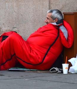 Une aide aux sans-abri est apportée par la région Bourgogne-Franche-Comté.