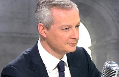 Pour soutenir l'économie française, Bruno Le Maire a renouvelé son engagement