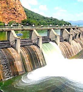 La restauration des infrastructures fluviales, absolument nécessaire, implique un entretien régulier.