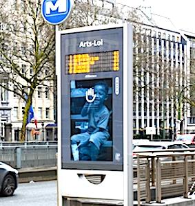 Une future règlementation des publicités digitales pourrait bientôt s'appliquer sur le territoire.