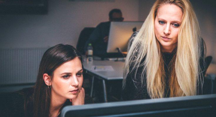 Un faible pourcentage de femmes créatrices de startups existe en France.