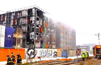 L'incendie dévastateur d'un data center de l'hébergeur OVH aurait une cause accidentelle.