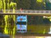 L'itinéraire à vélo au bord des canaux de la Loire va s'améliorer.