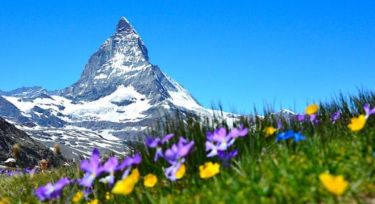 Désenneignement indiscutable : les Alpes sont en train de se modifier