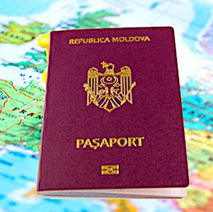 photo d'un passeport pour une obligation de passeport vaccinal