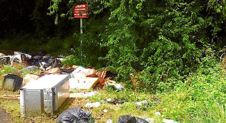 Gestion des dépôts de déchets : deux polices distinctes