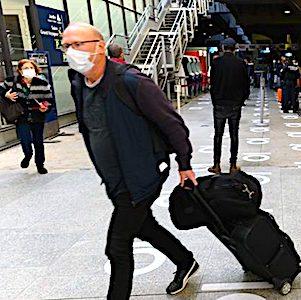 Contrôler le port du masque par vidéosurveillance sera bientôt une pratique permise à la RATP.