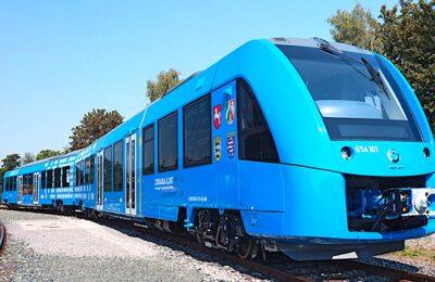 Des trains à hydrogène seront bientôt testés en région Auvergne-Rhône-Alpes.