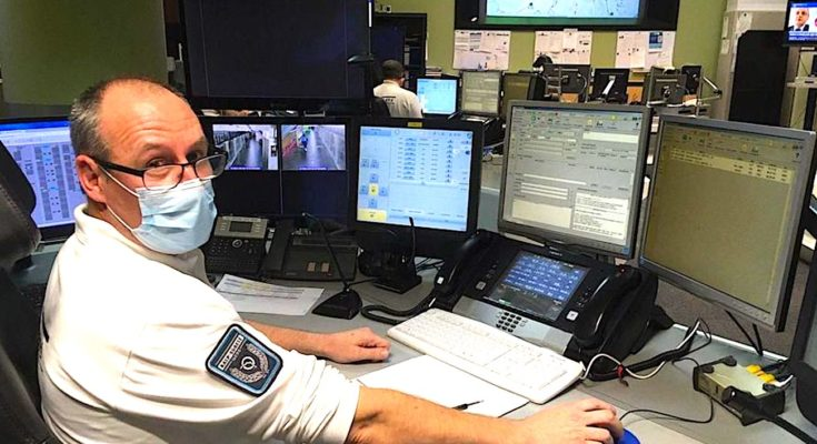 La RATP pourra contrôler le port du masque par vidéosurveillance.