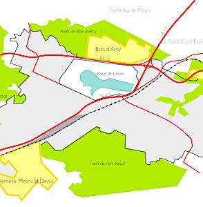Bientôt, des contrats de développement vont profiter à quatre communes yvelinoises.