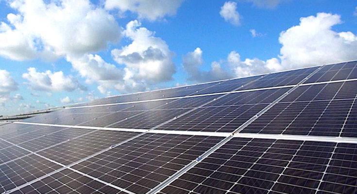 Une ferme solaire en Essonne sera la plus grande d'Ile-de-France.