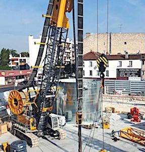 Courbevoie a refusé un chantier très invasif, avec des travaux trop envahissants sur son territoire.