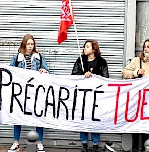 Actuellement, la pauvreté chez les jeunes est un mal social qui peine à trouver une solution en France.