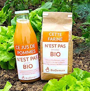 Pour aider les producteurs intéressés par la conversion au bio, BioDemain leur propose un dispositif avantageux.