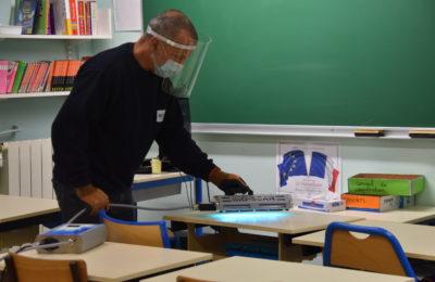 Désinfection des surfaces | Du nouveau pour les collectivités locales avec Bio-Scan