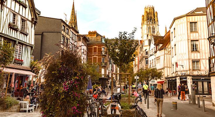 En mettant plus de nature en ville, Rouen souhaite un urbanisme apaisé