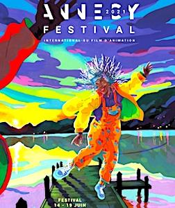 Cette année, le festival de films d'animation à Annecy va à nouveau se dérouler de façon physique.