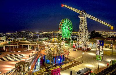 La réouverture des parcs d'attractions s'effectuera le 19 mai, mais sans l'accès aux manèges.