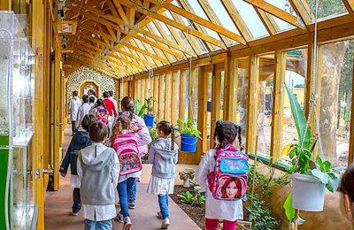 Une future école écologique va voir le jour à Mours, dans le Val-d'Oise.