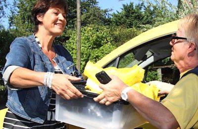 La polyvalence des facteurs en Picardie permet de fournir de nombreux services.