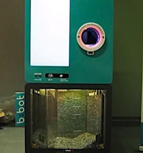 Un système de bouteilles en plastique rémunérées après dépôt permet un recyclage utile dans les Yvelines.
