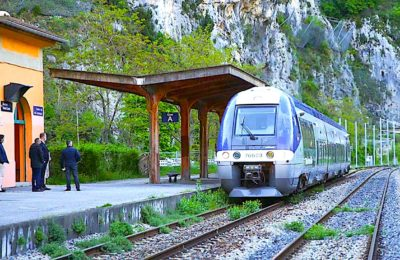 La remise en service du Train des merveilles est une renaissance pour la vallée de la Roya.