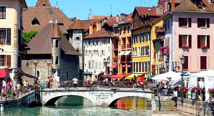 La qualité de vie d'Annecy lui a permis d'arriver en tête d'un palmarès envié.