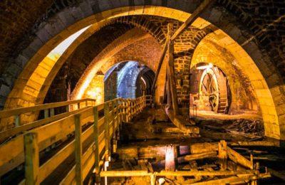 La restauration d'un site classé va commencer à Salins-les-Bains. Elle concernera l'accès du puits à Grey