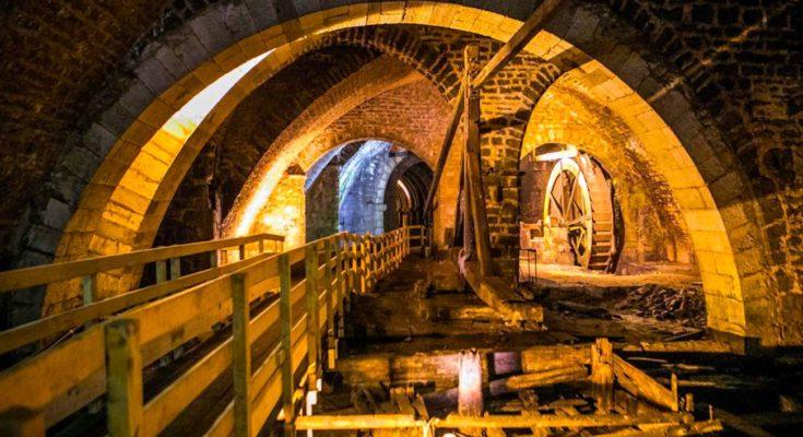 Restauration du puits à Grey : Salins-les-Bains va rénover l'escalier du site classé